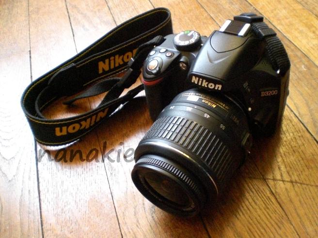 Nanakie Nikon d3200