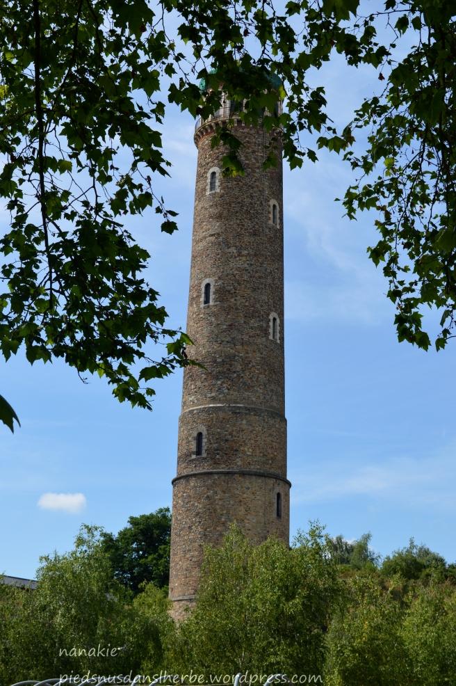 Bords de Loire, la tour à plomb - Couëron 44