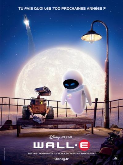 Wall-E Affiche