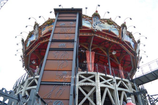 2015-08-23 Machines de l'île Carrousel Mondes Marins (2)