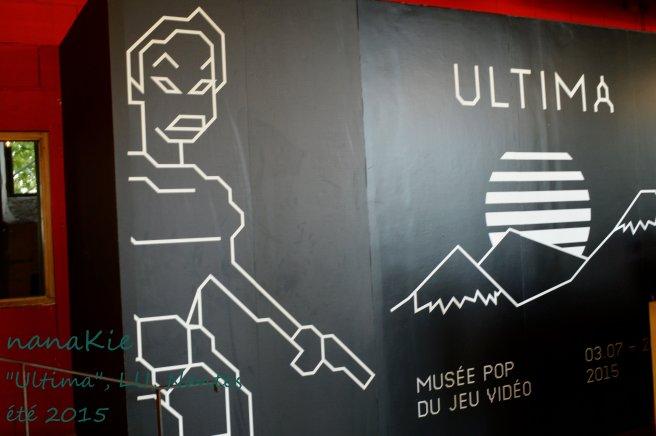 2015-08-30 Exposition Ultima Jeux vidéo LU Nantes