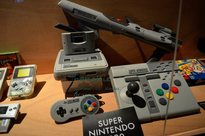 2015-08-30 Exposition Ultima Jeux vidéo LU Nantes Super NES Nintendo