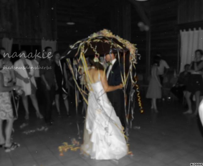 Danse du parapluie Nanakie