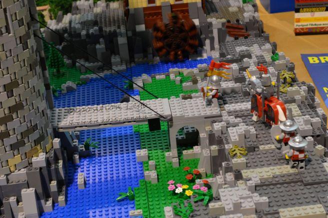 Art to Play Lego et Roseraie 017
