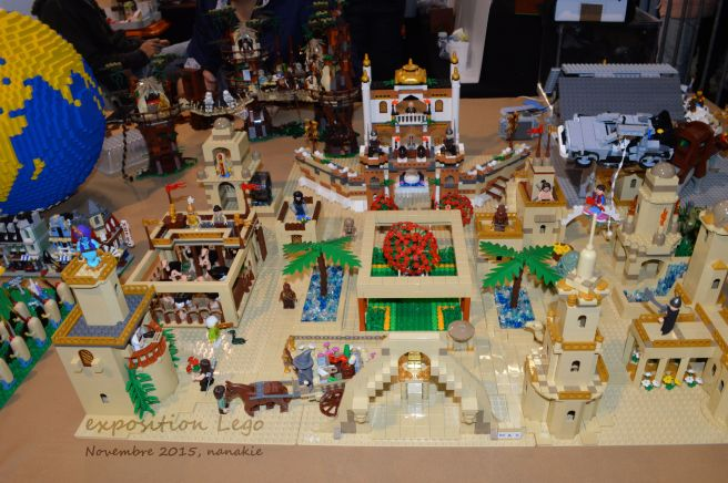 Art to Play Lego et Roseraie 022