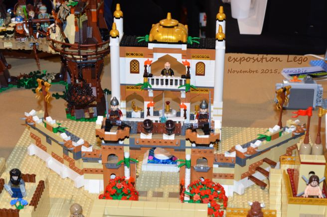 Art to Play Lego et Roseraie 024
