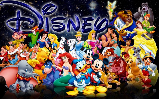 Disney personnages