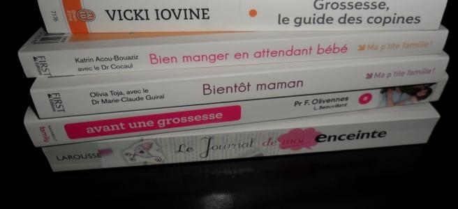 livres de grossesse