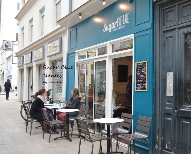 Sugar Blue Café Nantes
