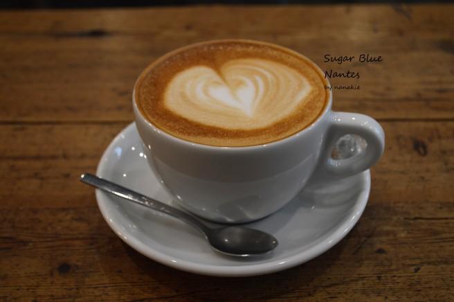 Sugar Blue Café Nantes café