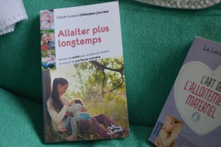 """""""Allaiter plus longtemps"""" Claude-Suzanne Didierjean-Jouveau - editions Jouvance"""